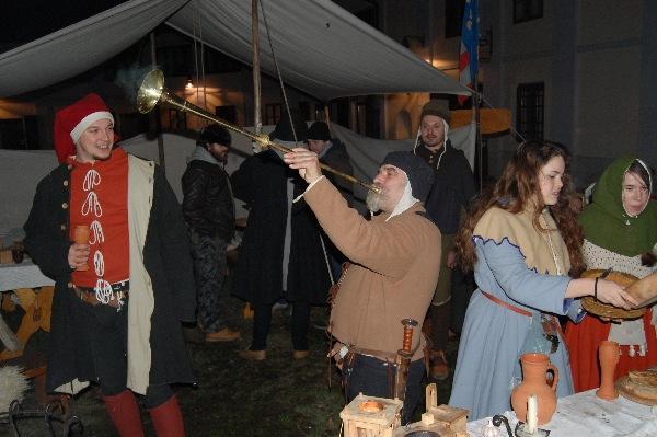Дедушка - кавалерист 15 века!