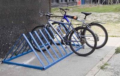 фото велопарковки
