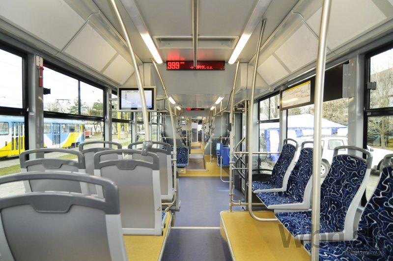 Как выглядит общественный транспорт в Словакии