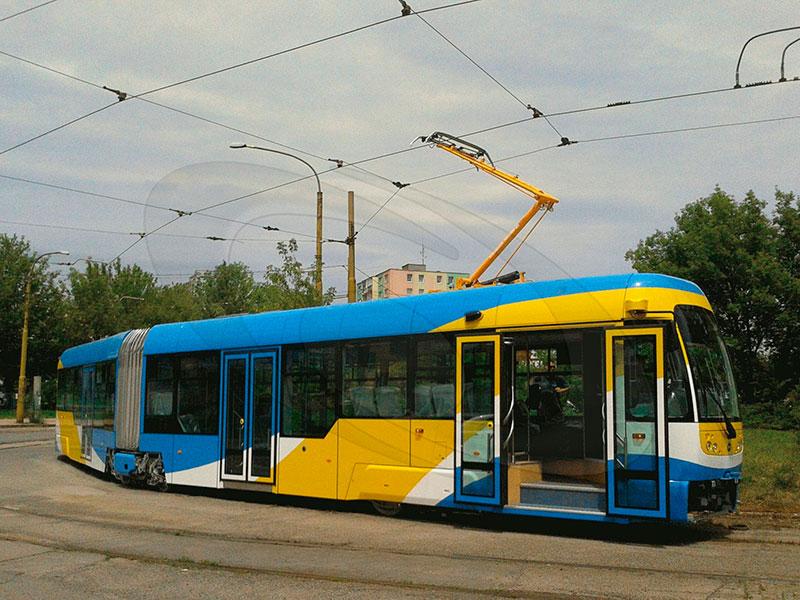 Общественный транспорт в Словакии