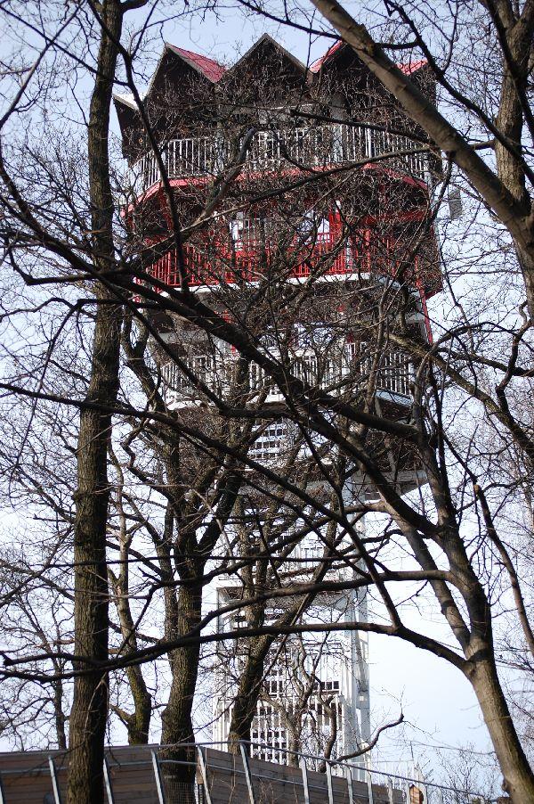 фото смотровой башни