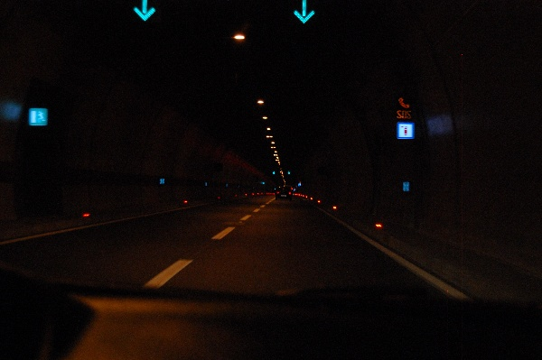 фото туннеля