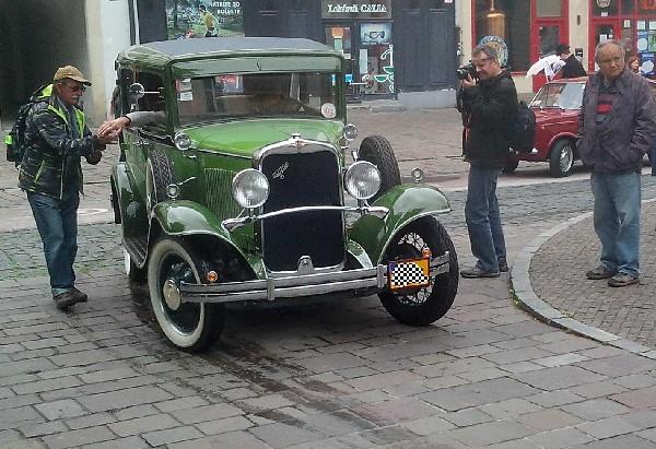 фото авто 1930 года