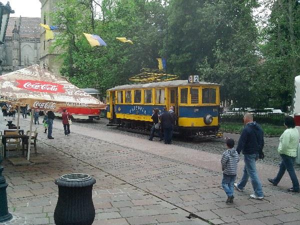 фото кошицкого трамвая