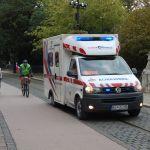 фото замыкающей скорой помощи