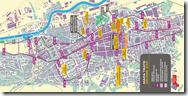 карта Кошицкого Международного Марафона Мира 2014