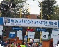 фото банера международного марафона мира 2014