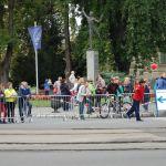 фото памятника марафонцу в Кошице