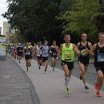 фото бегунов на марафоне