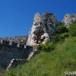 фото крепостной стены снизу