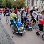 фото бегущих мам с колясками