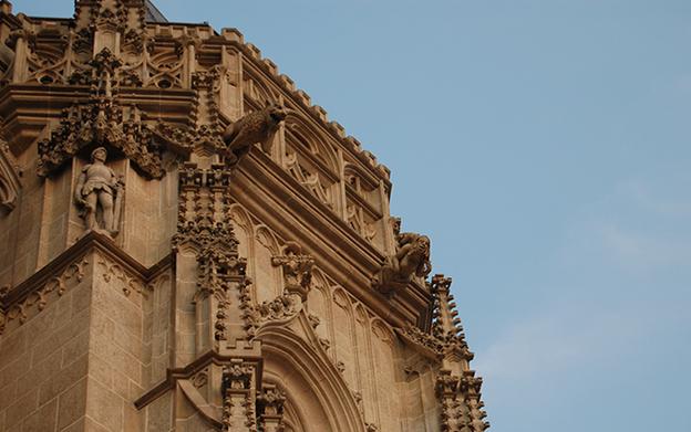 фото южной башни собора святой элизабет