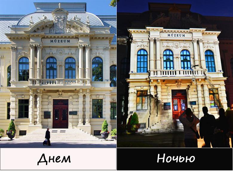 фото Восточно-Словацкого музея в Кошице