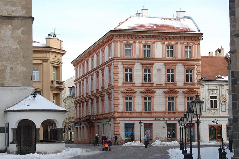 фото кошице старый город