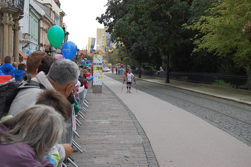 Международный марафон мира в Кошице