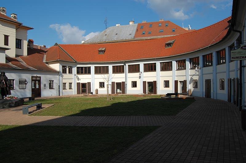 Башня палача в Кошице