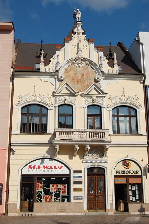 Дом нищего в Кошице