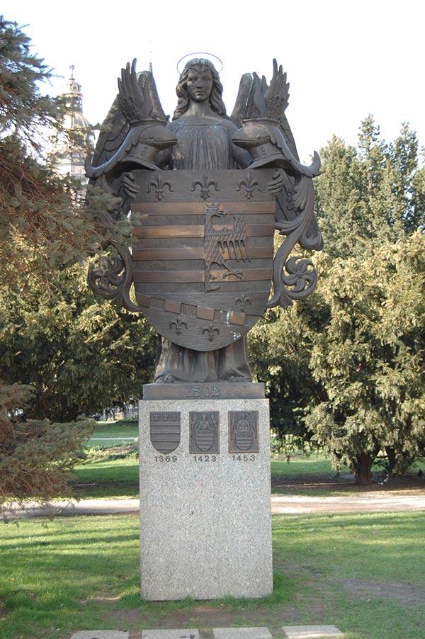Герб города Кошице
