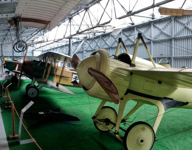 Музей авиации, Кошице
