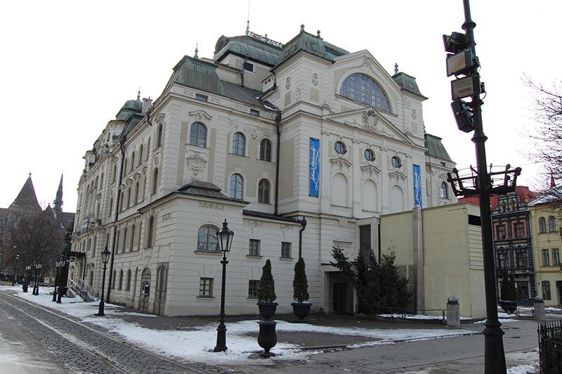 Государственный театр в Кошице