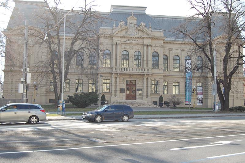 Восточно-словацкий музей в Кошице