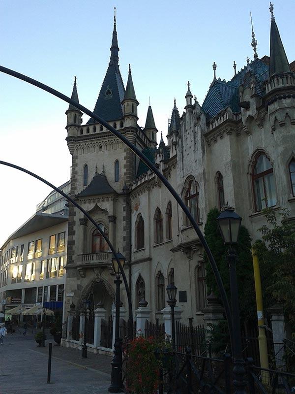 Якабов дворец в Кошице