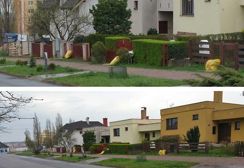 сортировка мусора в Словакии