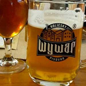 Лучшее пиво Словакии - Jozef II - нефильтрованное низового брожения