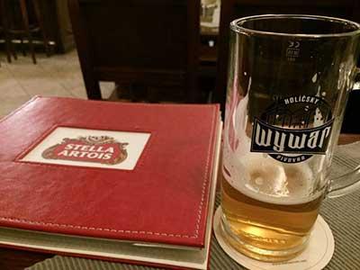 Лучшее пиво Словакии верхового брожения - Pánsky Hostinec 14 %