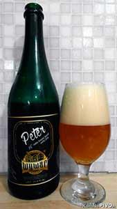 Лучшее пиво Словакии верхового брожения Peter 16 %