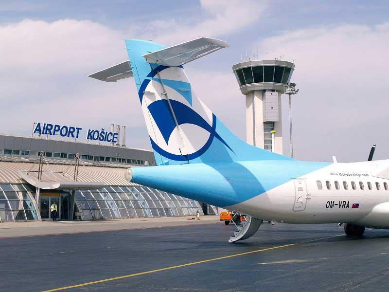 Аэропорт Кошице