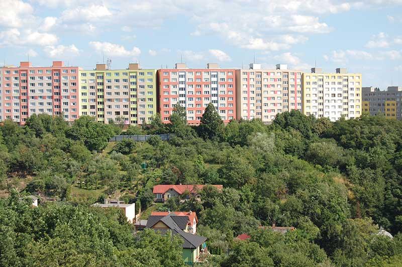 Недвижимость в Словакии, Кошице