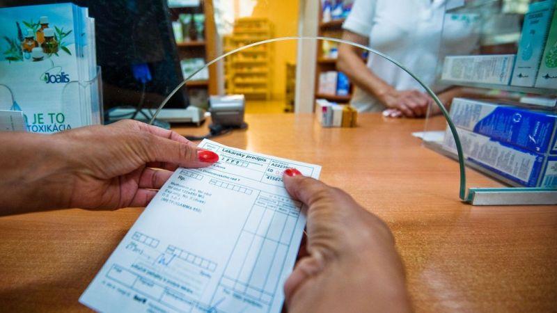 Компенсация лекарств в Словакии