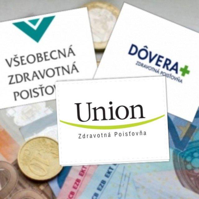 Медицинские страховые компании Словакии