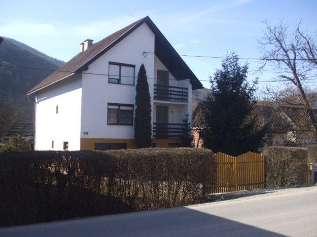 Дом в Словакии - Mokrá Lúka