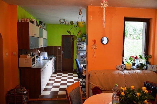 Дом в Словакии - Veľký Folkmar - 80 тыс евро