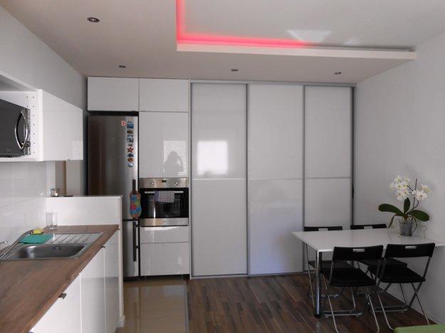 Однокомнатная квартира в Братиславе