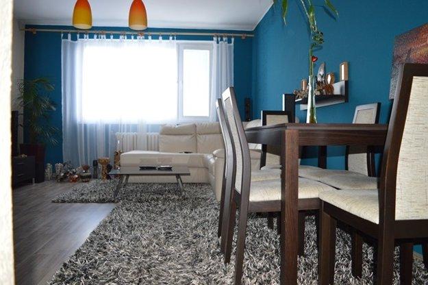 4-комнатная квартира Кошице 82 м