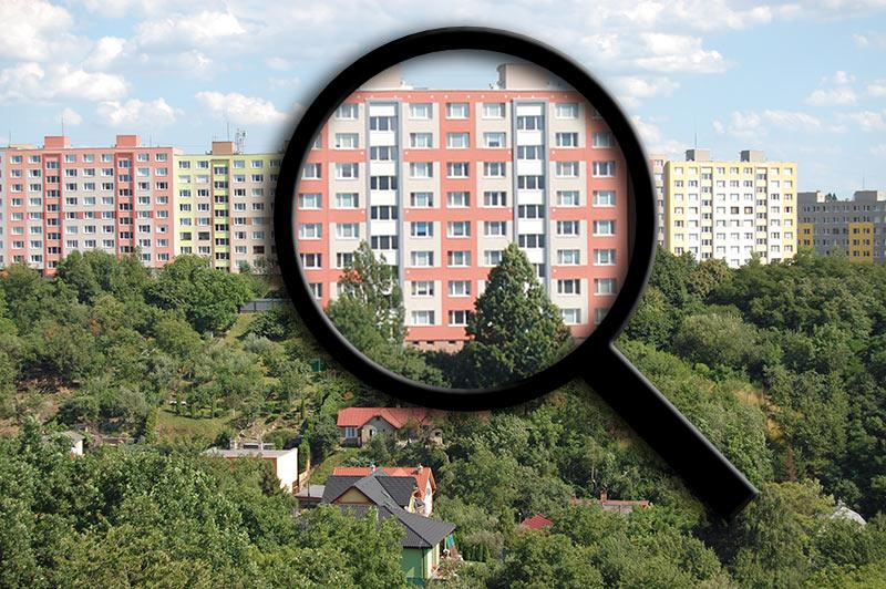 Поиск недвижимости при получении ВНЖ в Словакии