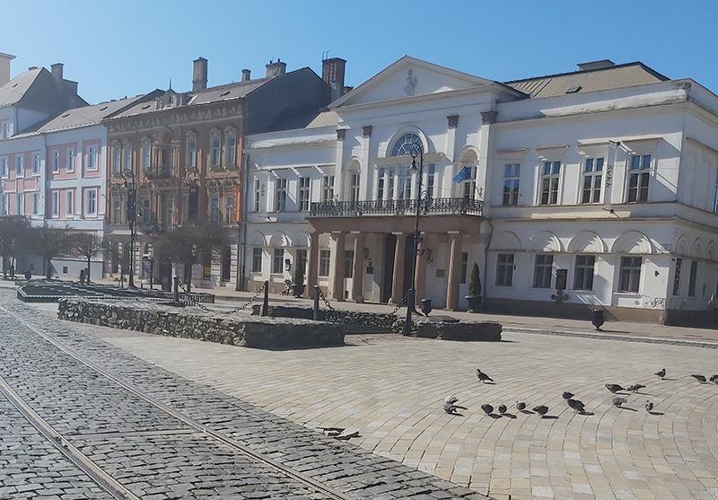 Коронавирус в Словакии - карантин в городе